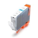 Картридж для Canon PIXMA iP6700D, Pro9000, MP970, iP6600D, MP950, MP960, совместимый, светло-синий Light Photo Cyan, (CLI-8PС)