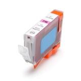 Картридж для Canon PIXMA iP6700D, Pro9000, MP970, iP6600D, MP950, MP960, совместимый, светло-пурпурный Light Photo Magenta, (CLI-8PM)