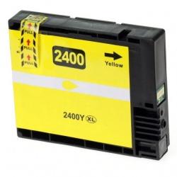 Картридж BPI-PGI2400XLY Yellow для Canon MAXIFY iB4040, iB4140, MB5040, MB5140, MB5340, MB5440, (совместимый с PGI-2400XLY) желтый