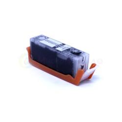 Картридж для Canon PIXMA TS6140, TS6240, TS8140, TS8240, TS9140, TS9540, TS9541C, TS704, TR7540, TR8540 (PGI-480PGBK XXL), совместимый, чёрный пигментный Pigment Black