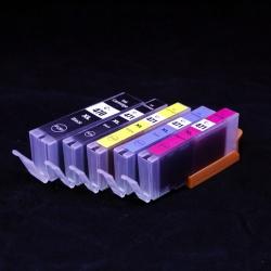 Картриджи для Canon PIXMA TS5040, MG5740, MG6840, TS6040 (PGI-470 XL, CLI-471 XL), совместимые, комплект 5 цветов