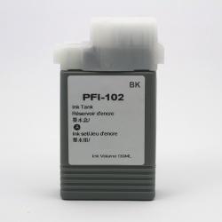 Картридж PFI-102BK для Canon imagePROGRAF iPF605, iPF710, iPF750, iPF760, iPF765, iPF510, iPF500, iPF600, iPF610, iPF650, iPF700, iPF720, Black, совместимый, 130 мл