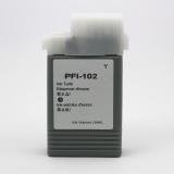 Картридж PFI-102Y для Canon imagePROGRAF iPF605, iPF710, iPF750, iPF760, iPF765, iPF510, iPF500, iPF600, iPF610, iPF650, iPF700, iPF720, Yellow, совместимый, 130 мл