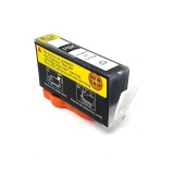 Картридж Black для HP Deskjet Ink Advantage 3525, 6525, 4625, 5525, 4615 (PL-CZ109AE (655)), совместимый, черный