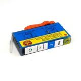 Картридж Cyan для HP Deskjet Ink Advantage 3525, 6525, 4625, 5525, 4615 (PL-CZ110AE (655)), совместимый, голубой