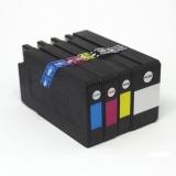 Комплект совместимых картриджей 953XL для HP OfficeJet Pro 8210, 8710, 7740, 7720, 8740, 8720, 8730, 7730, 8725, 8218, 8715, неоригинальные, 4 цвета, версия 12, работает со всеми прошивками (использовать после не закончившихся картриджей)