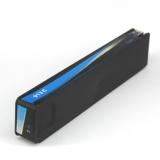 Картридж совместимый H-913A Cyan голубой для HP PageWide 377dw, 352dw, Pro 477dw, 452dw, неоригинальный