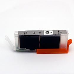 Картридж для Canon PIXMA TS8040, MG7740, TS9040 (CLI-471GY XL), серый Gray, совместимый