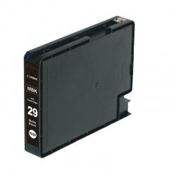 Картридж для Canon PIXMA PRO-1 (совм. PGI-29MBK), матово чёрный Matte Black, совместимый