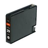 Картридж для Canon PIXMA PRO-1 (совм. PGI-29R), красный Red, совместимый
