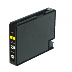 Картридж для Canon PIXMA PRO-1 (совм. PGI-29Y), жёлтый Yellow, совместимый