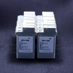 Картриджи для Canon imagePROGRAF iPF6400, iPF6450, iPF6300, iPF6350 (PFI-106), совместимые, неоригинальные, комплект 12 х 130 мл