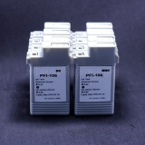 Картриджи для Canon imagePROGRAF iPF6400S, iPF6300S (PFI-106), совместимые, неоригинальные, комплект 8 х 130 мл