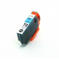 Картридж для Canon PIXMA PRO-10 (совм. PGI-72PC), светло-голубой Photo Cyan, совместимый