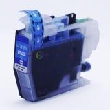 Совместимый картридж для Brother MFC-J3530DW, MFC-J3930DW, MFC-J2330DW (LC3619XLC), голубой Cyan, неоригинальный, одноразовый, без ограничений по дате выпуска принтера