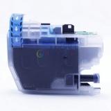 Картридж для Brother MFC-J895DW, DCP-J572DW, MFC-J497DW, MFC-J491DW, DCP-J774DW, DCP-J772DW, MFC-J890DW (замена LC3211C / LC3213C), одноразовый, совместимый, голубой Cyan