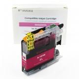 Картридж для Brother MFC-J3520, MFC-J3720, MFC-J2310, MFC-J2510 (совм. LC565XLM), неоригинальный, увеличенный, пурпурный Magenta