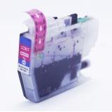 Совместимый картридж для Brother MFC-J3530DW, MFC-J3930DW, MFC-J2330DW (LC3617M), пурпурный Magenta, неоригинальный, одноразовый, без ограничений по дате выпуска принтера