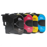 Комплект картриджей для Brother DCP-J315W, MFC-J265W, DCP-J515W, DCP-J140W, MFC-J220, MFC-J410, MFC-J415W, DCP-J125, совместимые InkTec BCI-0985 (LC39, LC985)  4 шту