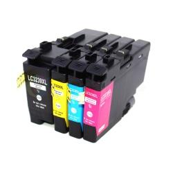Картриджи для Brother MFC-J5945DW, MFC-J6945DW, HL-J6000DW (совм LC3237, LC3239XL), совместимые, одноразовые, комплект 4 цвета, повышенной емкости