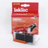 Картридж InkTec BPI-451BK для Canon PIXMA iP7240, MG5640, MG5540, iX6840, MX924, MG7140, iP8740, MG5440, MG6340, MG6440, MG6640, (совместимый с CLI-451BK XL) фото черный, цвет Photo Black