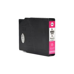 Картридж для Epson WorkForce Pro WF-6090DW, WF-6590DWF (совм T9083 / T9073), пурпурный Magenta, совместимый