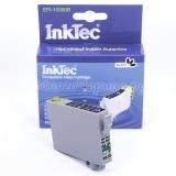 Картридж для Epson Stylus Photo P50, PX720WD, PX820FWD, RX585, PX650, PX700W, PX660, R285, RX560, R360, R265, RX685, PX710W, PX800FW, PX810FW совместимый черный InkTec EPI-10080B (T0801) Black