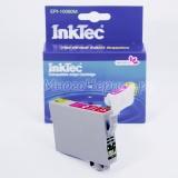 Картридж для Epson Stylus Photo P50, PX720WD, PX820FWD, RX585, PX650, PX660, PX700W, R285, RX560, R360, R265, RX685, PX710W, PX800FW, PX810FW совместимый пурпурный InkTec EPI-10080M (T0803) Magenta