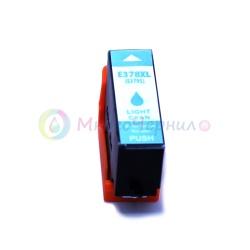 Картридж для Epson Expression Photo XP-8500, XP-8505, XP-8600, XP-8605 (совм. T3785 / T3795), совместимый, неоригинальный, светло-голубой Light Cyan