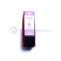 Картридж для Epson Expression Photo XP-8500, XP-8505 (совм. T3786 / T3796), совместимый, неоригинальный, светло-пурпурный Light Magenta