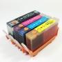 Картриджи для HP Deskjet Ink Advantage 3525, 6525, 4625, 5525, 4615, комплект 4 штуки, совместимые 655