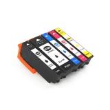 Картриджи для Epson Expression Premium XP-630, XP-830, XP-530, XP-640 (под оригиналы 410, США), совместимые, комплект 5 цветов