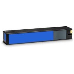 Картридж для HP PageWide Pro 777z, 772dn, 750dw, Color 774dn, 755dn, 779dn (991X M0J74AE, M0J90AE 991A) неоригинальный, одноразовый, стандартный объем, голубой Cyan
