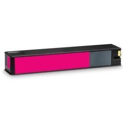 Картридж для HP PageWide Pro 777z, 772dn, 750dw, Color 774dn, 755dn, 779dn (991X M0J78AE, M0J94AE 991A) неоригинальный, одноразовый, стандартный объем, пурпурный Magenta