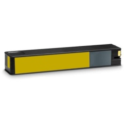 Картридж для HP PageWide Pro 777z, 772dn, 750dw, Color 774dn, 755dn, 779dn (991X M0J82AE, M0J98AE 991A) неоригинальный, одноразовый, стандартный объем, жёлтый Yellow