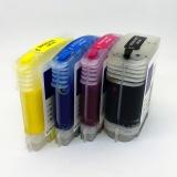 Комплект картриджей 940 для HP OfficeJet Pro 8000, 8500, 8500A совместимые, пигментные чернила, 4 штуки