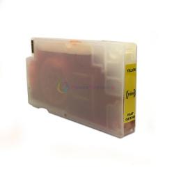 Картридж жёлтый для HP Designjet T520 и T120 (HP 711 Yellow), 20 мл, неоригинальный