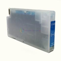 Картридж голубой для HP Designjet T520 и T120 (HP 711 Cyan), 20 мл, неоригинальный