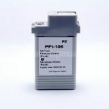 Картридж для Canon imagePROGRAF iPF6400, iPF6400S, iPF6450, iPF6350, iPF6300S, iPF6300 (PFI-106ЗСPC), совместимый, неоригинальный, светло-голубой Photo Cyan, 130 мл