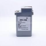 Картридж для Canon imagePROGRAF iPF6400, iPF6400SE, iPF6450, iPF6350, iPF6300 (PFI-106R), совместимый, неоригинальный, красный Red, 130 мл