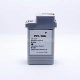 Картридж для Canon imagePROGRAF iPF6400, iPF6400S, iPF6400SE, iPF6450, iPF6350, iPF6300S, iPF6300 (PFI-106Y), совместимый, неоригинальный, жёлтый Yellow, 130 мл