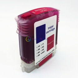 Картридж CG-C4908A (940 XL C4908AE) пурпурный для HP OfficeJet Pro 8000, 8500, 8500A, совместимый, Magenta, пигментный
