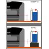 Почему не печатает СНПЧ (о балансировке давления на ПГ принтера и сосудах Мариотта)
