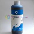 Чернила голубые для HP DesignJet T520, T120, OfficeJet Pro K8600, L7580, L7680, K550, K5400, L7480 (под картриджи 88, 88XL, 711, C9386A, C9391A), водные InkTec Cyan, 1 литр