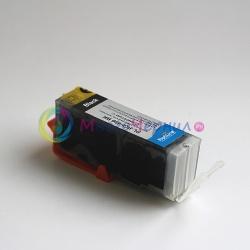 Картридж для Canon PIXMA iP7240, MG5640, MG5540, iX6840, MX924, MG7140, iP8740, MG5440, MG6340, MG6440 совместимый (PGI-450PGBK) PL-PGI-450PGBK пигментный черный, цвет Pigment Black, InkTec