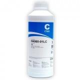 Чернила голубые для HP Deskjet F2483, F2423, F2400, D1663, F4583, D2663, F4213, F4275, F2493, F4200, F4280, D5563, D1660, D2563, F4210, OfficeJet 4500, J4580, J4680, Photosmart C4683, Envy 110, 100, 120, водные InkTec Cyan, 1 литр