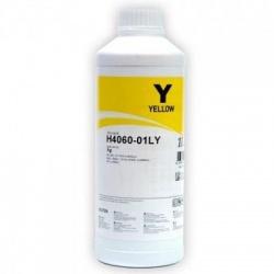 Чернила жёлтые для HP Deskjet F2483, F4283, F2423, F2400, D1663, F4583, D2663, F4213, F4275, F2493, F4200, F4280, D5563, D1660, D2563, F4210, OfficeJet 4500, J4580, J4680, Photosmart C4683, Envy 110, 100, 120, водные InkTec Yellow, 1 литр