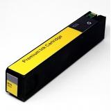 Картридж для HP PageWide Pro 777z, 772dn, 750dw, Color 774dn, 755dn, 779dn (совм. M0J98AE 991A) неоригинальный, одноразовый, стандартный объем, жёлтый Yellow