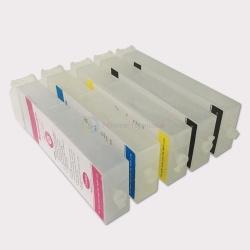 Перезаправляемые картриджи (ПЗК/ДЗК) к Canon imagePROGRAF TM-200, TM-205, TM-300, TM-305 (совм. PFI-120, PFI-320), с чипами, комплект 5 штук