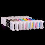 Перезаправляемые картриджи (ПЗК/ДЗК) Epson Stylus Pro 7890 и 9890, 700 мл., с пакетом и чипами